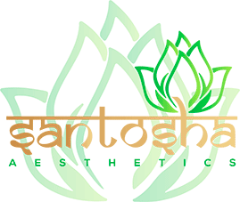 Santosha Aesthetics - logo